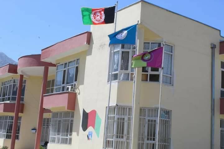 منظره های زیبا از دانشگاه پروان